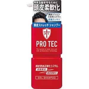 PROTEC頭皮ストレッチシャンプー