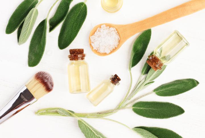 漢方美容 植物エキス成分