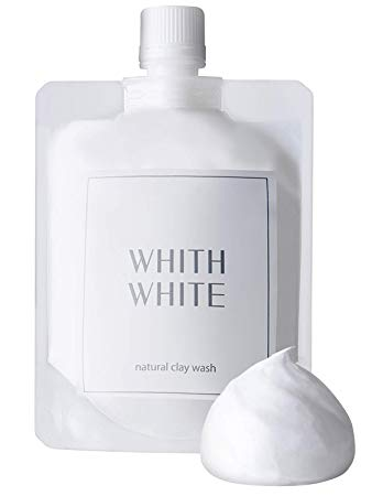 whitewhite 泥洗顔