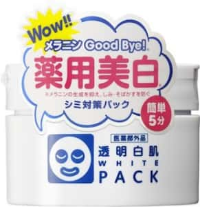 透明白肌(トウメイシロハダ) 薬用ホワイトジェルクリーム