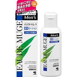 メンズ オードムーゲ 薬用ローション(ふきとり化粧水)