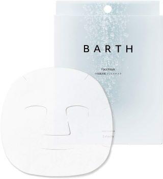 BARTH 中性重炭酸洗顔フェイスマスク