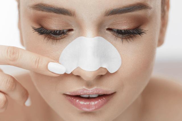 鼻パックは汚れは取れるがいちご鼻の原因に