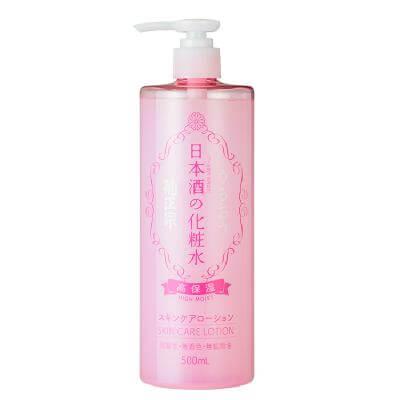 セラミド化粧水おすすめ15位:日本酒の化粧水 高保湿500ml
