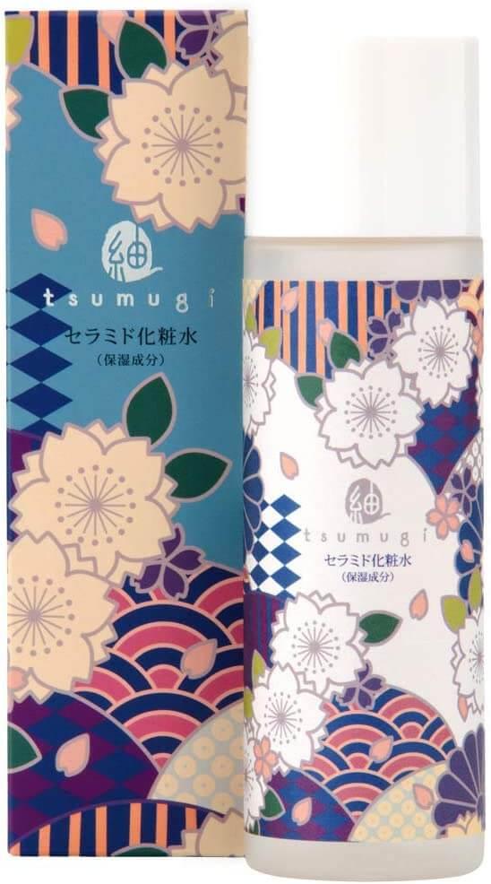 セラミド化粧水おすすめ4位:つむぎ しみこみ 化粧水【セラミド化粧水】