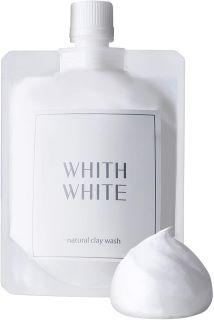 イルミルド/WHITH WHITE 泥洗顔