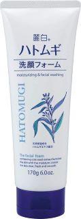 熊野油脂/麗白 ハトムギ洗顔フォーム