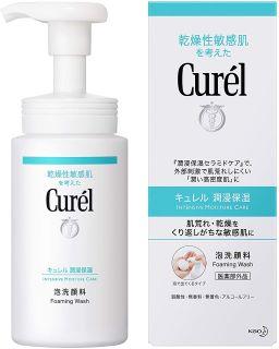 花王/キュレル キュレル 泡洗顔料