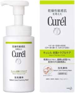花王/キュレル キュレル 皮脂トラブルケア 泡洗顔料