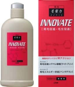 【3位】LION/毛髪力 薬用毛髪力 イノベート