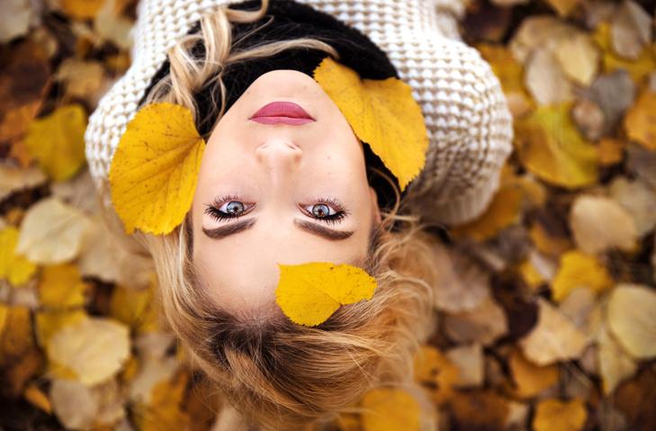 秋 乾燥肌