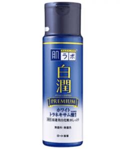 肌ラボ 白潤プレミアム 薬用浸透美白化粧水しっとり 化粧水