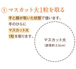 バームオレンジの使い方
