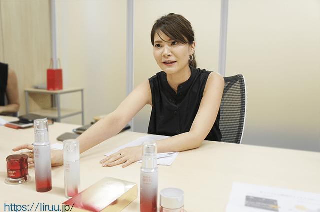 富士フイルム インタビュー
